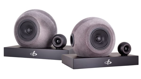 Deluxe Acoustics Spherical speakers Bubbles DAB-250