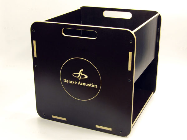 Box for vinyl records